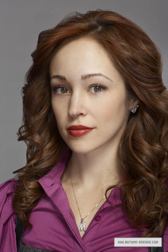 Autumn Reeser -pictures from the American Mall