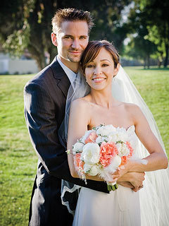Autumn Reeser's wedding