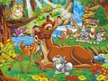 Bambi Wallpaper - classic-disney wallpaper