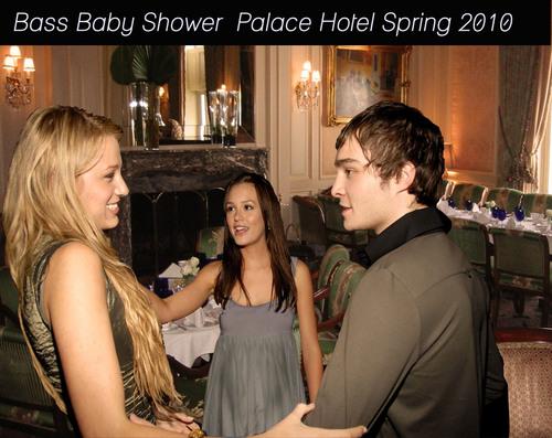 basse, bass Baby douche 2010
