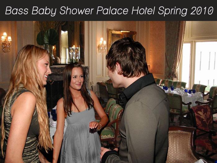 bass baby shower gossip girl fan art 7012243 fanpop