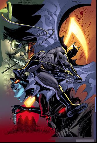 Batman Comics 2009