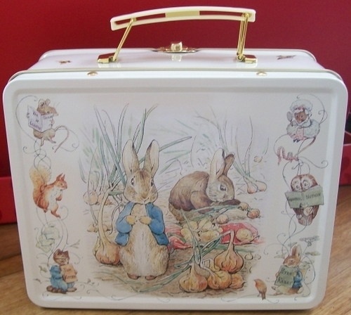 Beatrix Potter Lunch Box