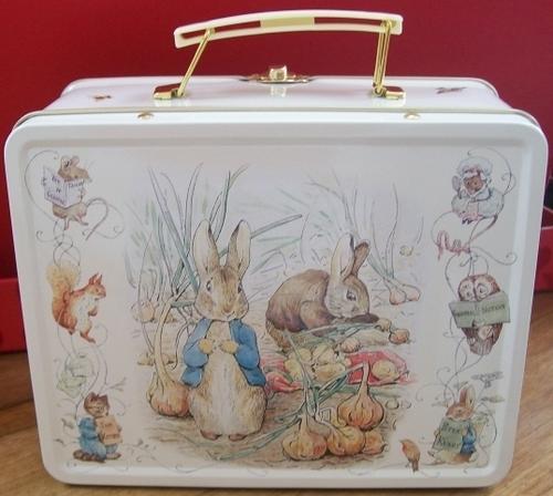 Beatrix Potter Lunch Box