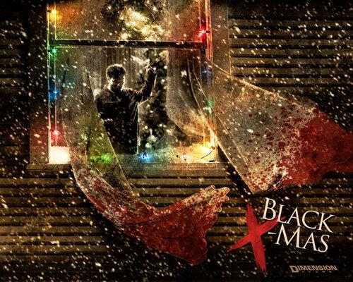 Black 圣诞节