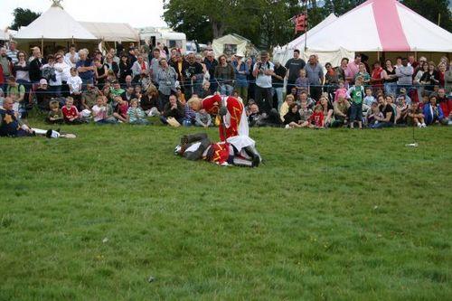 Bodelwyddan Medieval 表示する