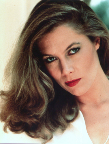 Kathleen Turner wallpaper containing a portrait titled Body Heat