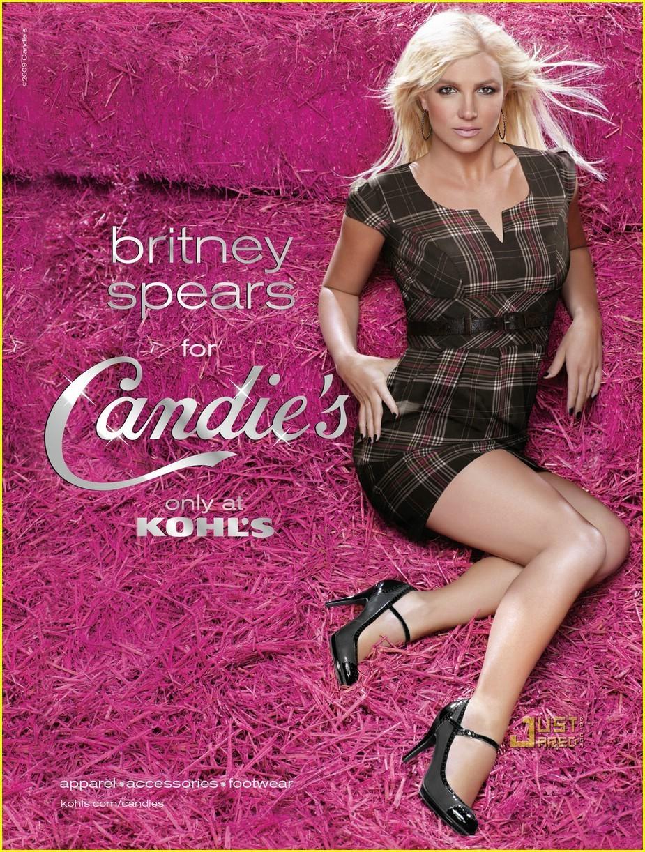 Britney- Candies Campaign