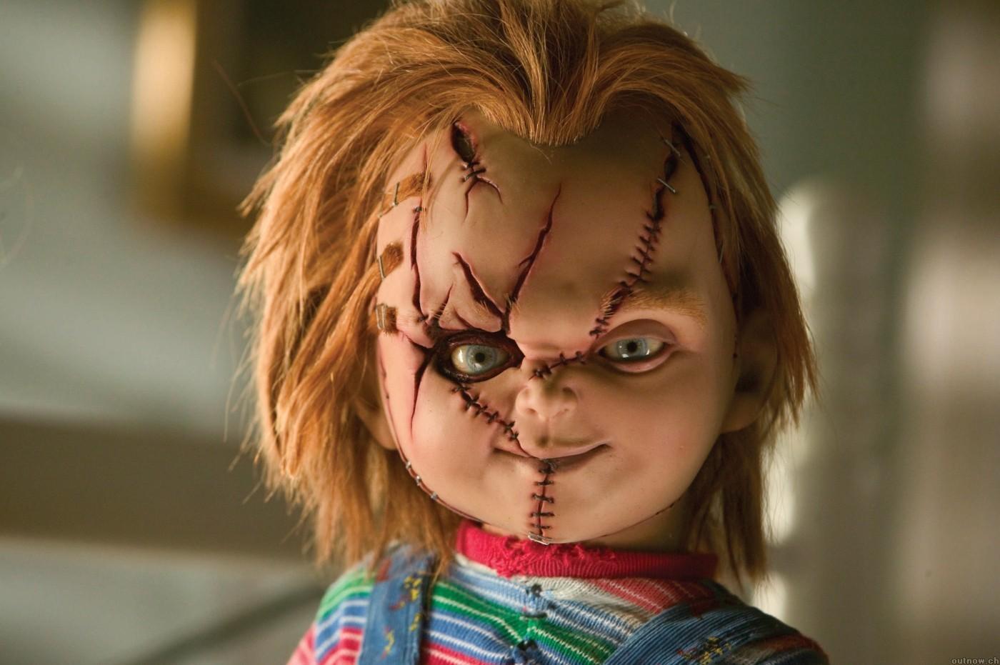 DerinKırmızı: 'Justin Bieber As Chucky