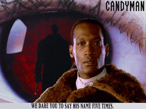 Horror Movies wallpaper called Candyman