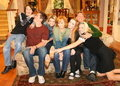 Cast - reba photo