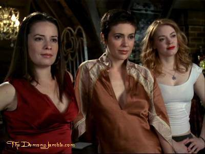 Piper, Phoebe and Paige