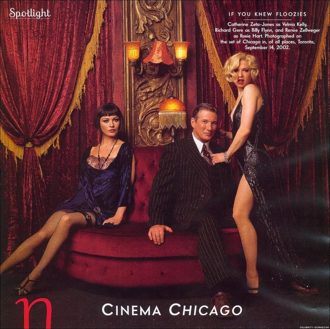 Chicago movies in France