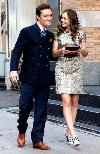 Chuck & Blair YES