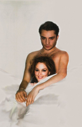 Chuck & Blair bed - blair-and-chuck Fan Art