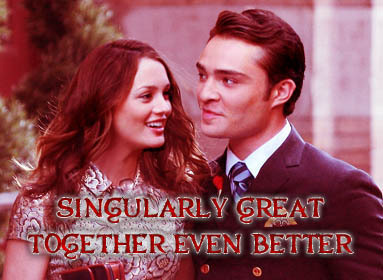 Blair & Chuck karatasi la kupamba ukuta containing a business suit entitled Chuck & Blair