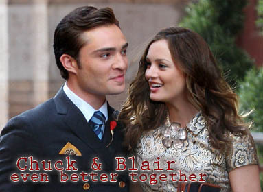 Chuck & Blair - gossip-girl Fan Art