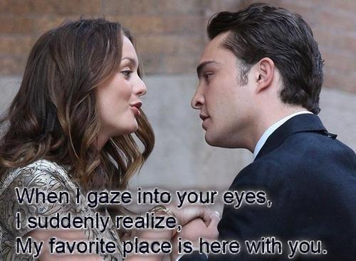Chuck & Blair l'amour