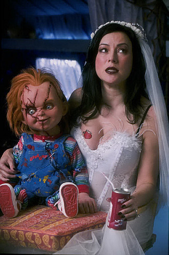 Chucky The Killer Doll!