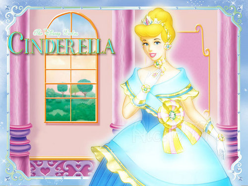 Cinderella wallpaper titled Cinderella