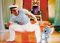 Gene Kelly And Jerry Mouse - classic-movies fan art