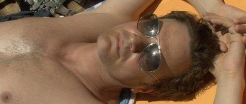 Colin Firth in Genova