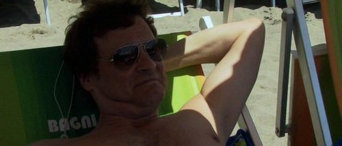 Colin Firth in Genova