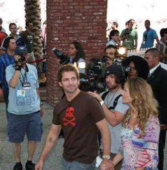 Comic Con 2007 -- 300 Panel
