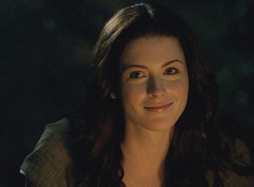 Bridget Regan wallpaper with a portrait titled Confessor