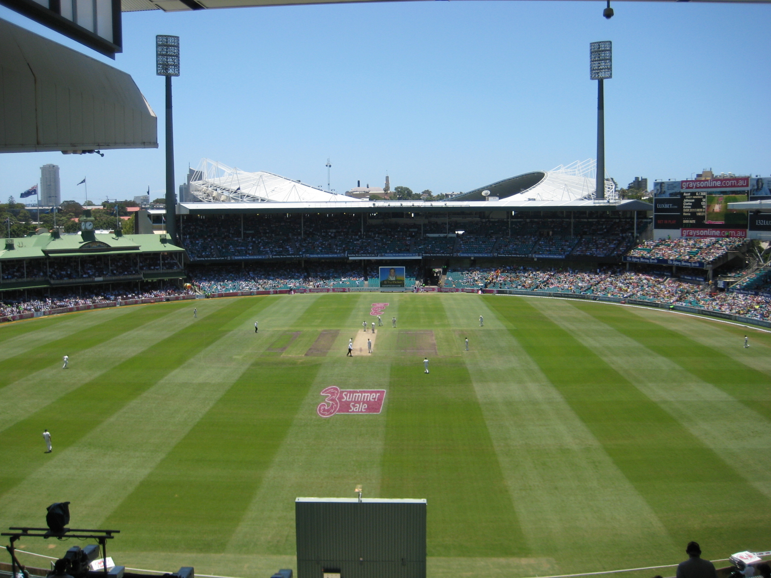 Cricket Aus vs South Africa