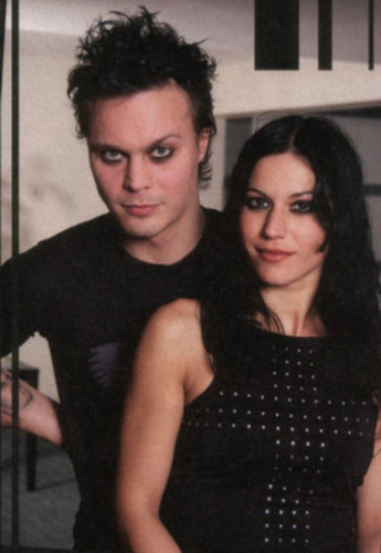 Cristina Scabbia and Ville Vallo