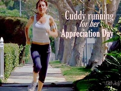 Cuddy Appreciation día