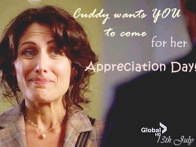Cuddy Appreciation Day