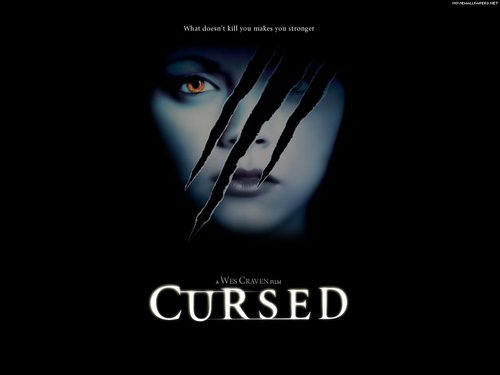 filmes de terror wallpaper titled Cursed