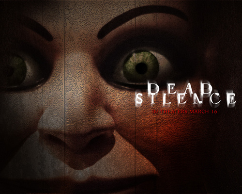 filmes de terror wallpaper entitled Dead Silence