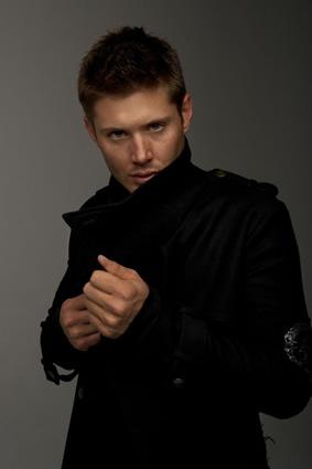Dean in black
