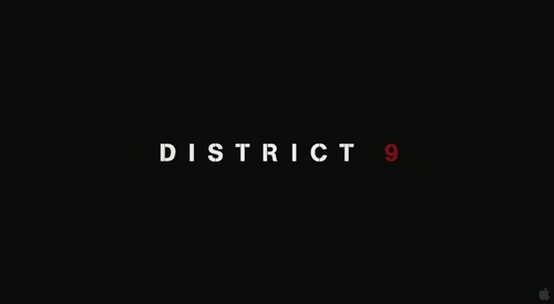 District 9 wallpaper Alien Motherships pistole Helicopters