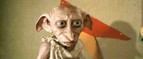 Dobby the House-Elf wallpaper entitled Dobby