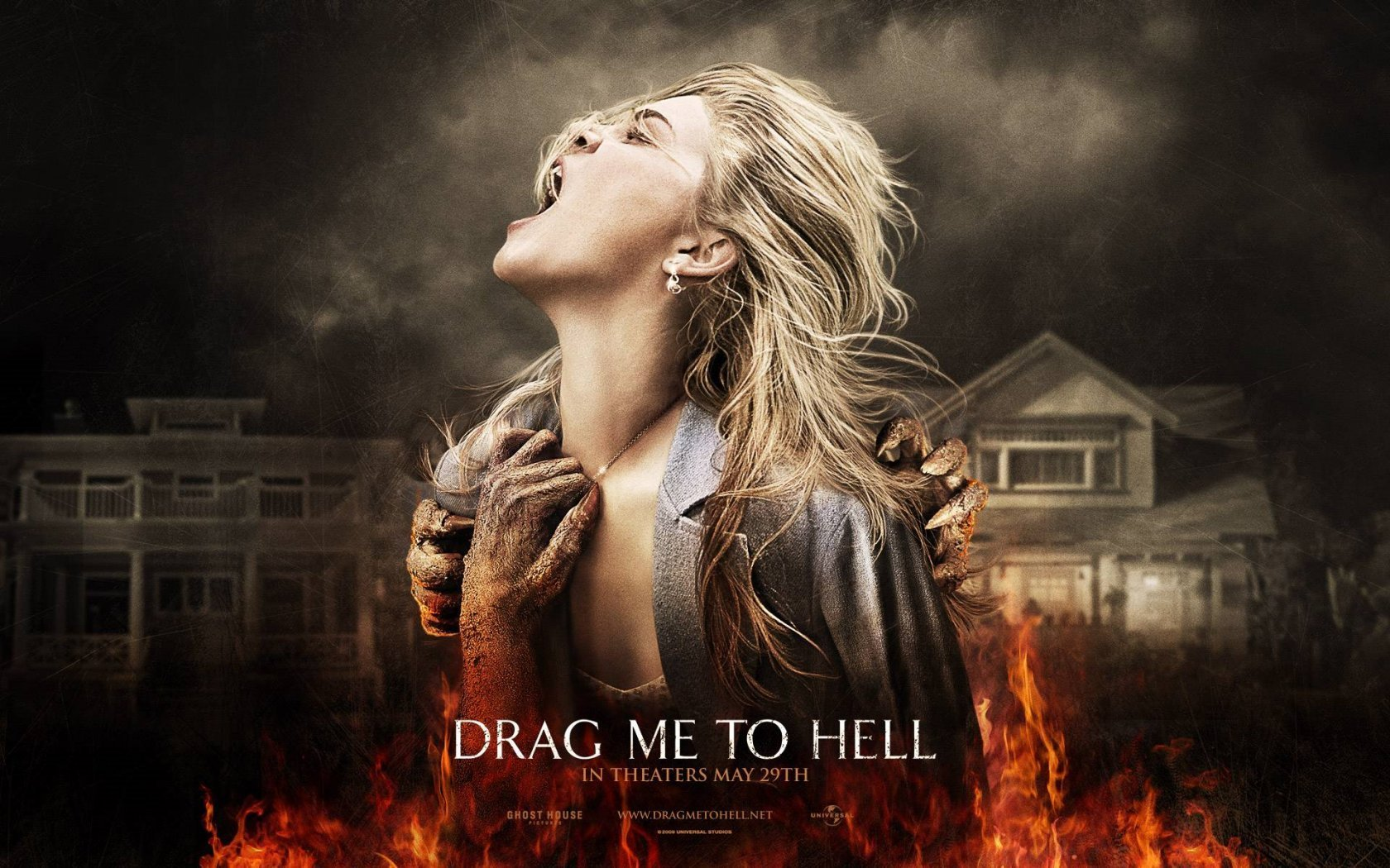 Drag Me To Hell Alison Lohman Wallpaper 7075884 Fanpop