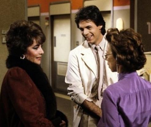Elizabeth Taylor on General Hospital