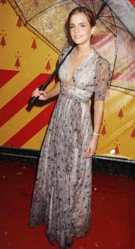Emma Watson HBP UK Premiere