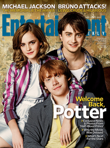 Entertainment Weekly (07.10.2009)