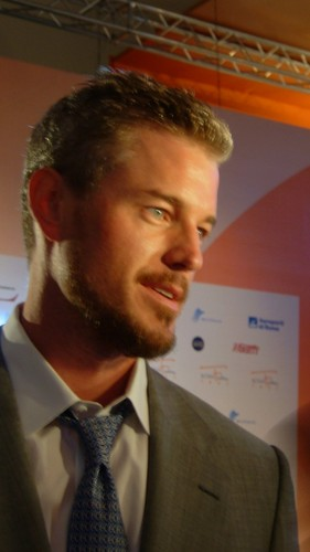 Eric Dane @ Roma Fiction Fest