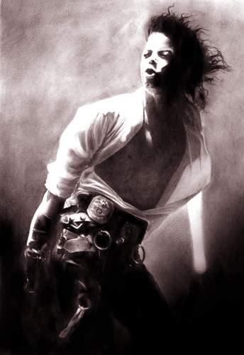 Фан art - Michael Jackson