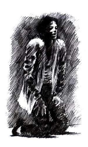 người hâm mộ art - Michael Jackson