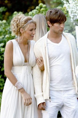 GG - 2x01 (Summer, Kind Of Wonderful) Behind the Scenes