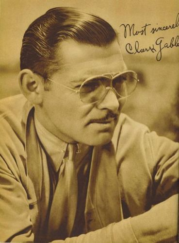 Gable - clark-gable Photo