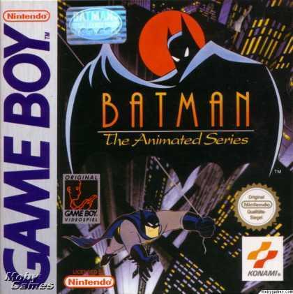 Gameboy game