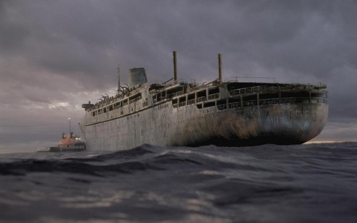 Horror Movies wallpaper titled Ghost Ship