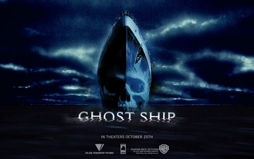 Horror Movies wallpaper entitled Ghost Ship